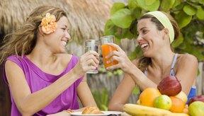 Los alimentos como las pastas, frutas y arroz contienen más glucosa.