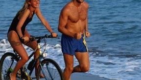 Los ejercicios cardiobasculares de alto impacto ayudan a la quema de grasa.