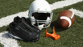 Los tapones de los botines de fútbol pueden afectar tu equilibrio.