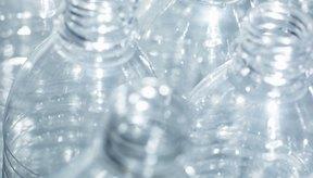 Cómo esterilizar contenedores plásticos.