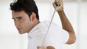 Las bandas de tonificación se pueden utilizar para trabajar todos los músculos, incluyendo tus dorsales.