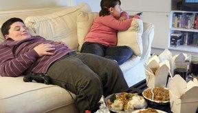 Demasiada grasa puede llevar a el aumento de peso.