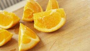 Los carbohidratos en las naranjas aumentan el azúcar en la sangre.