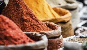 La pimienta de cayena y el pimiento rojo triturado son especias diferentes.