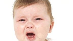 Muchas afecciones disparan el llanto y sonidos estomacales al comer.