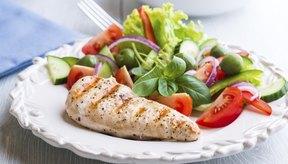 La dieta 40-30-30 incluye los tres macronutrientes en proporciones saludables.