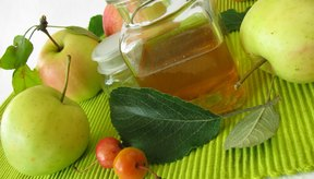 El vinagre de sidra de manzana es más popular como píldora.