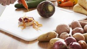 Las zanahorias y patatas frescas pueden cocinarse juntas o por separado.