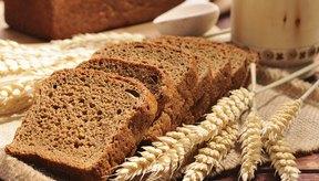 Los productos hechos con harina integral tienden a ser densos.