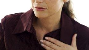 La indigestión es uno de los problemas que produce esta afección.