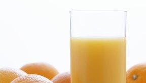 La vitamina C del jugo de naranja contiene beneficios para aquellos con diabetes.
