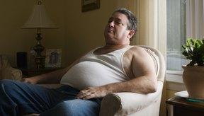 La obesidad puede reducir la esperanza de vida.