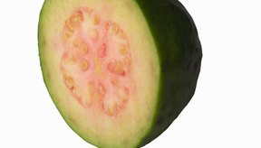 La guayaba está llena de vitamina C.