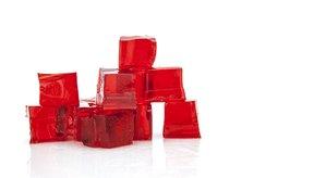 La gelatina puede no contener azúcar.