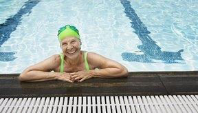 Nadar es una actividad de bajo impacto.