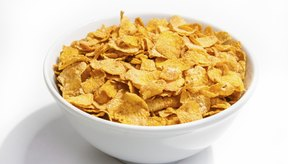 Los cereales pueden ser GMO.