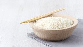 El arroz blanco es un alimento bajo en fósforo.