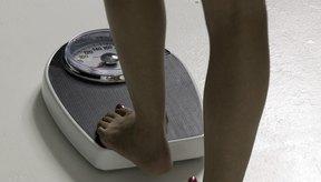 Deshazte de la balanza e igualmente registra el progreso.