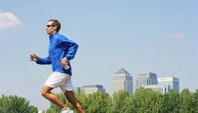 Correr de manera continúa puede ser una manera efectiva de perder peso.
