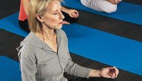 La meditación constituye una proporción importante de las clases de Body Balance.
