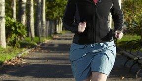 Al correr una milla, lento y continuo, quemarás más calorías que carbohidratos.