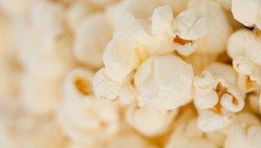 Las palomitas de maíz pueden bloquear el estoma.