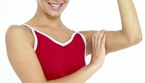 Transforma tus brazos fláccidos con dieta y ejercicio.