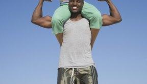 La fuerza muscular de los hombres y las mujeres.