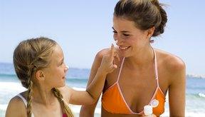 Las quemaduras de sol pueden causar descamación de la piel que causa comezón y molestias a quien las padece.