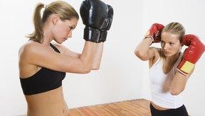 El entrenamiento del boxeo es una actividad energética que quema muchas calorías.
