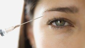 Las inyecciones de colágeno pueden afirmar y suavizar inmediatamente la piel.