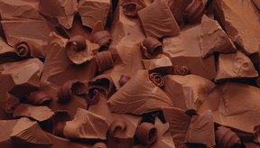 El chocolate con leche es una fuente sorprendentemente buena de hierro.