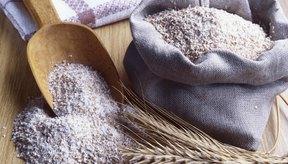 La harina de trigo contiene gluten.