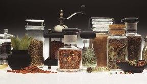 La pimienta y otras especias y hierbas pueden diluir la sangre.