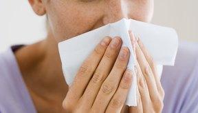 El escurrimiento nasal es una reacción del cuerpo, pero puede ser molesta.