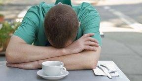 La fatiga puede ser un síntoma de una deficiencia.