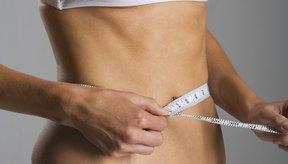 Mide alrededor de la porción más angosta de tu cintura.