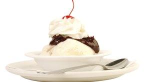 El helado: excelente como postre, menos que ideal para controlar la presión sanguínea.
