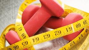 Los entrenadores y fisicoculturistas usan una cinta flexible para medir sus músculos.