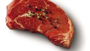 Una porción de 3 onzas de filete de aguja tiene más de 170 calorías por porción.