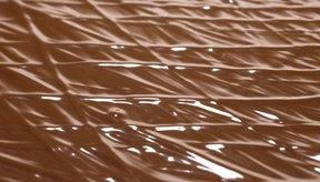Come chocolate oscuro.