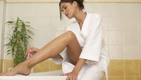 Alivia la picazón de las piernas con productos naturales.