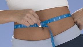 Pierde peso total para revelar tu cintura.