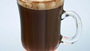 Los productos de chocolate oscuro tienen un mayor contenido de cafeína que el chocolate