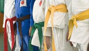 Los estudiantes de Jiu Jitsu aprenden a defenderse y proteger a los demás.