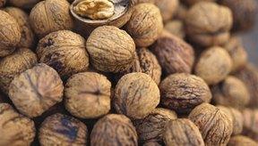 Las nueces son una buena fuente de omega 3.