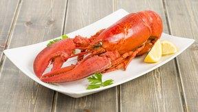 La langosta y otros crustaceos pueden aumentar los niveles de acido úrico en la sangre.