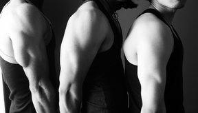 Entrena tus tríceps para ayudar con la fortaleza general de la parte superior de tu cuerpo.