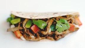 El doner kebab es un plato turco, popular como aperitivo en el Reino Unido.