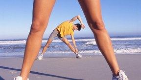 Para tonificar tus piernas se requiere disciplina.